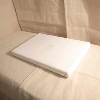 マック(Mac (Apple))のMacBook 13インチ DVD搭載 Office(ノートPC)
