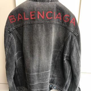 バレンシアガ(Balenciaga)のバレンシアガ balenciaga デニムジャケット38(Gジャン/デニムジャケット)