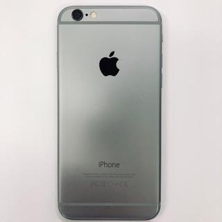 アイフォーン(iPhone)のiPhone 6 16gb スペースグレイ(携帯電話本体)