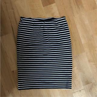 ドゥーズィエムクラス(DEUXIEME CLASSE)のタイトスカート ドゥーズィエムクラス(ひざ丈スカート)