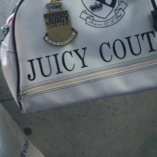 ジューシークチュール(Juicy Couture)の JUICY couture  新品 タグ付き (ショルダーバッグ)