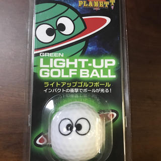 プラネット ライトアップゴルフボール(パチンコ/パチスロ)