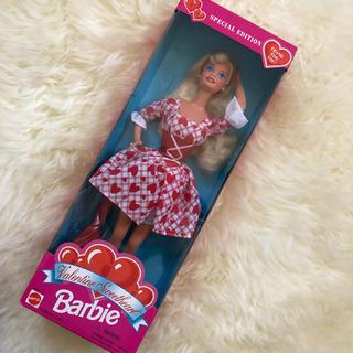 バービー(Barbie)のバレンタイン バービー(ぬいぐるみ/人形)
