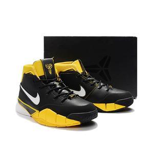 ナイキ(NIKE)の2018 Nike Kobe 1 Protro ZK1 Black Ye(その他)