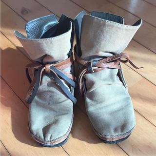 コース(KOOS)のkoos ショートブーツ(ブーツ)