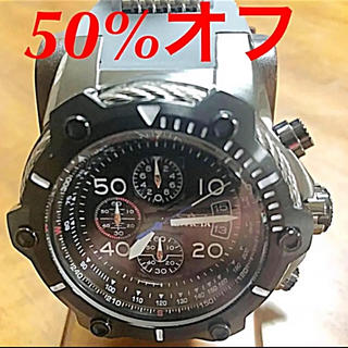 インビクタ(INVICTA)のInvicta 正規品 Bolt Chronograph 定価10万(腕時計(アナログ))