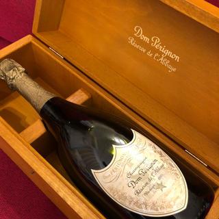 ドンペリニヨン(Dom Pérignon)のドンペリ ラベイ ゴールド 正規品 木箱付き 1995 シャンパン 新品送料込み(シャンパン/スパークリングワイン)