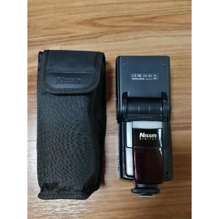キヤノン(Canon)のNissin Di866 MarkII ストロボ キャノン用(ストロボ/照明)