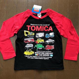 タカラトミー(Takara Tomy)の新品 トミカ ロンT 110(Tシャツ/カットソー)