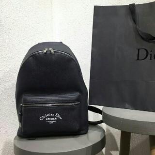 クリスチャンディオール(Christian Dior)の人気品 本物 Dior バックパック リュック バッグ(リュック/バックパック)
