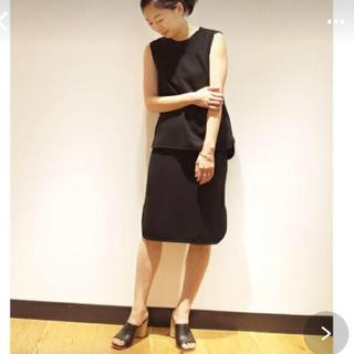 ドゥーズィエムクラス(DEUXIEME CLASSE)のKou 様 専用(ひざ丈スカート)