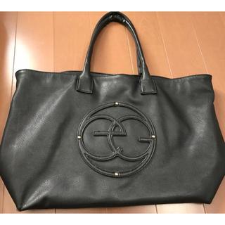 エゴイスト(EGOIST)のエゴイスト 黒のバッグ(トートバッグ)