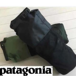 パタゴニア(patagonia)のpatagoniaパタゴニアダッフルバック★収納リュック★大容量★黒(バッグパック/リュック)