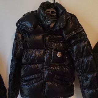 モンクレール(MONCLER)のモンクレール カラック 黒 size00 正規品(ダウンジャケット)