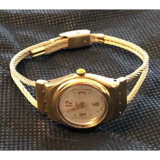 アイロニー(IRONY)のSwatch スウォッチ ・アイロニー  腕時計 パリ限定(腕時計(アナログ))