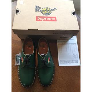 シュプリーム(Supreme)の17aw supreme/dr.martens 3-Eye shoe(ブーツ)