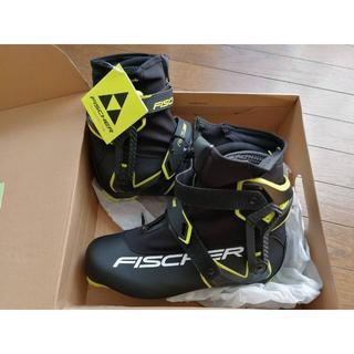 (新品) クロスカントリースキー ブーツ フィッシャーRCS Skate(ブーツ)