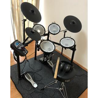 ローランド(Roland)のRoland ローランド 電子ドラム TD11-KV 保証書付き(電子ドラム)