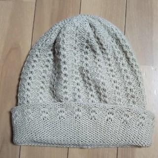 リバーシブルニット帽子(帽子)