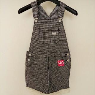 エムピーエス(MPS)の新品 140cm オーバーオールスカート(スカート)