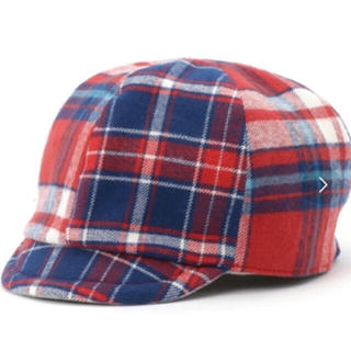 シップスキッズ(SHIPS KIDS)のSHIPS 未使用品 キッズ帽子 リバーシブル(帽子)