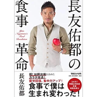 長友佑都の食事革命(スポーツ選手)