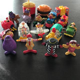 マクドナルド(マクドナルド)のマクドナルド ハッピーセット おもちゃ 非売品 プレミア(その他)