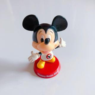 ディズニー(Disney)の【 ミッキーマウスクラブ 首振り マスコット ミッキー シークレット 】(キャラクターグッズ)