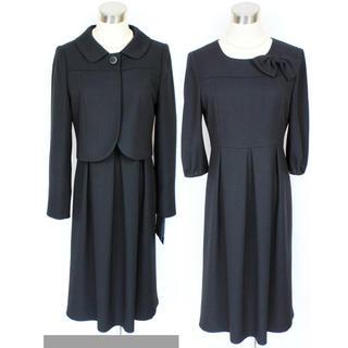 ソワール(SOIR)の新品 カルヴェン 11号 喪服アンサンブル スーツ 東京ソワール(礼服/喪服)