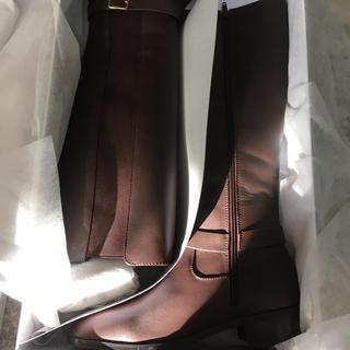 マドラス(madras)の新品未使用 madras MODELLO マドラスモデロ24.0ロングブーツ(ブーツ)