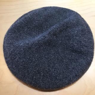 ケンゾー(KENZO)のKENZOグレーベレー帽(ハンチング/ベレー帽)
