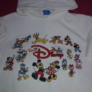 ディズニー(Disney)のディズニーリゾートパーカーLL(パーカー)