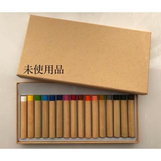 MUJI (無印良品) - muji無印良品 布描きクレヨン 未使用品