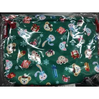 ディズニー(Disney)のダッフィー スーベニアランチケース クリスマス(弁当用品)