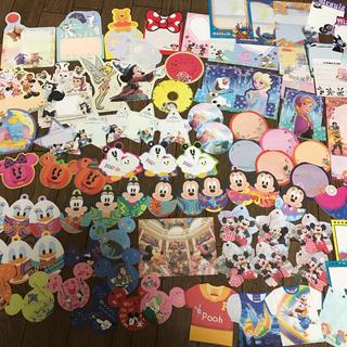 ディズニー(Disney)のディズニー♡バラメモ 110枚(ノート/メモ帳/ふせん)