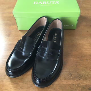 ハルタ(HARUTA)のハルタ HARUTA 3048 24.5cm 25cm レディース ローファー(ローファー/革靴)
