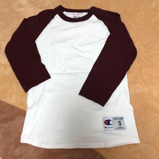 チャンピオン(Champion)のチャンピオン ラグラン マルーン(Tシャツ(長袖/七分))