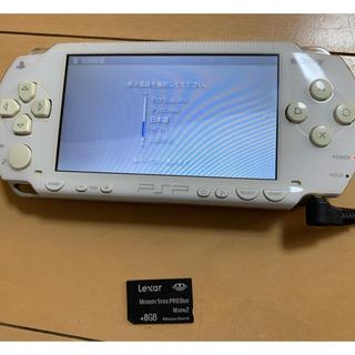 プレイステーションポータブル(PlayStation Portable)のPSP 1000(携帯用ゲーム本体)