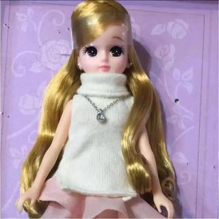 タカラトミー(Takara Tomy)のリカスタイリッシュドールコレクションフルールデート【お人形本体】【スタンド】(キャラクターグッズ)