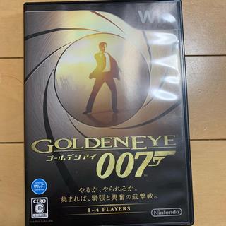 ウィー(Wii)の007 ゴールデンアイ(家庭用ゲームソフト)