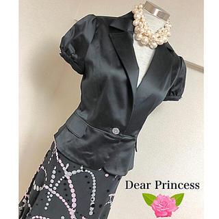 ディアプリンセス(Dear Princess)のディアプリンセスの大人のシンプルセクシージャケット(テーラードジャケット)