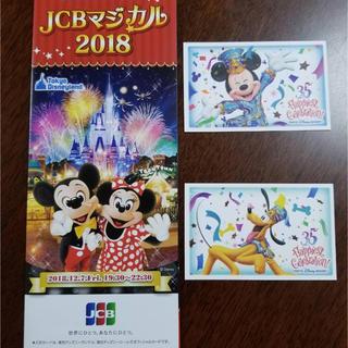 ディズニー(Disney)の12/7 ディズニーランド限定パス2枚セット(2/2)(遊園地/テーマパーク)