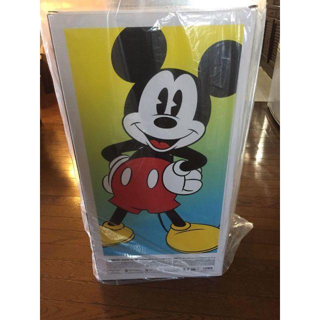 ベアブリック 1000% ミッキー Be@rbrick 新品 エンタメ/ホビーのおもちゃ/ぬいぐるみ(キャラクターグッズ)の商品写真