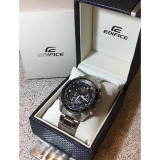 エディフィス(EDIFICE)の腕時計 EDIFICE ソーラー電池!!(腕時計(アナログ))