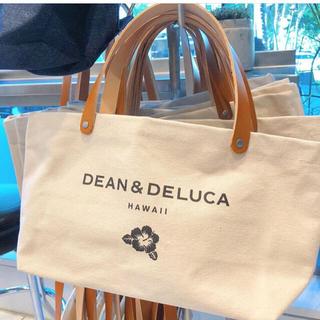 ディーンアンドデルーカ(DEAN & DELUCA)の早い者勝ち  リッツカールトン ハワイ限定トート DEAN&DELUCA(トートバッグ)