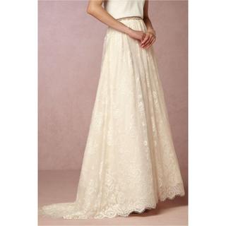 BHLDN(ビーホールディン) Amber Skirt(ウェディングドレス)