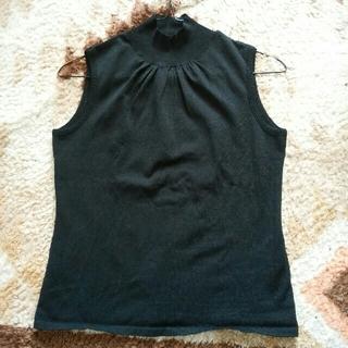ジオスポーツ(GIO SPORT)のハイネック 黒 未使用 ジオスポーツ(ニット/セーター)
