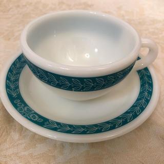 パイレックス(Pyrex)のコーヒー、ティーカップ Pyrex(グラス/カップ)