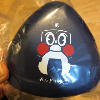 トウキョウヤクルトスワローズ(東京ヤクルトスワローズ)のつば九郎グッズ おにぎりケース(記念品/関連グッズ)