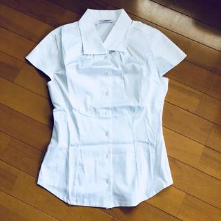 ナラカミーチェ(NARACAMICIE)の新品 NARACAMICIE ナラカミーチェ シャツブラウス (シャツ/ブラウス(半袖/袖なし))